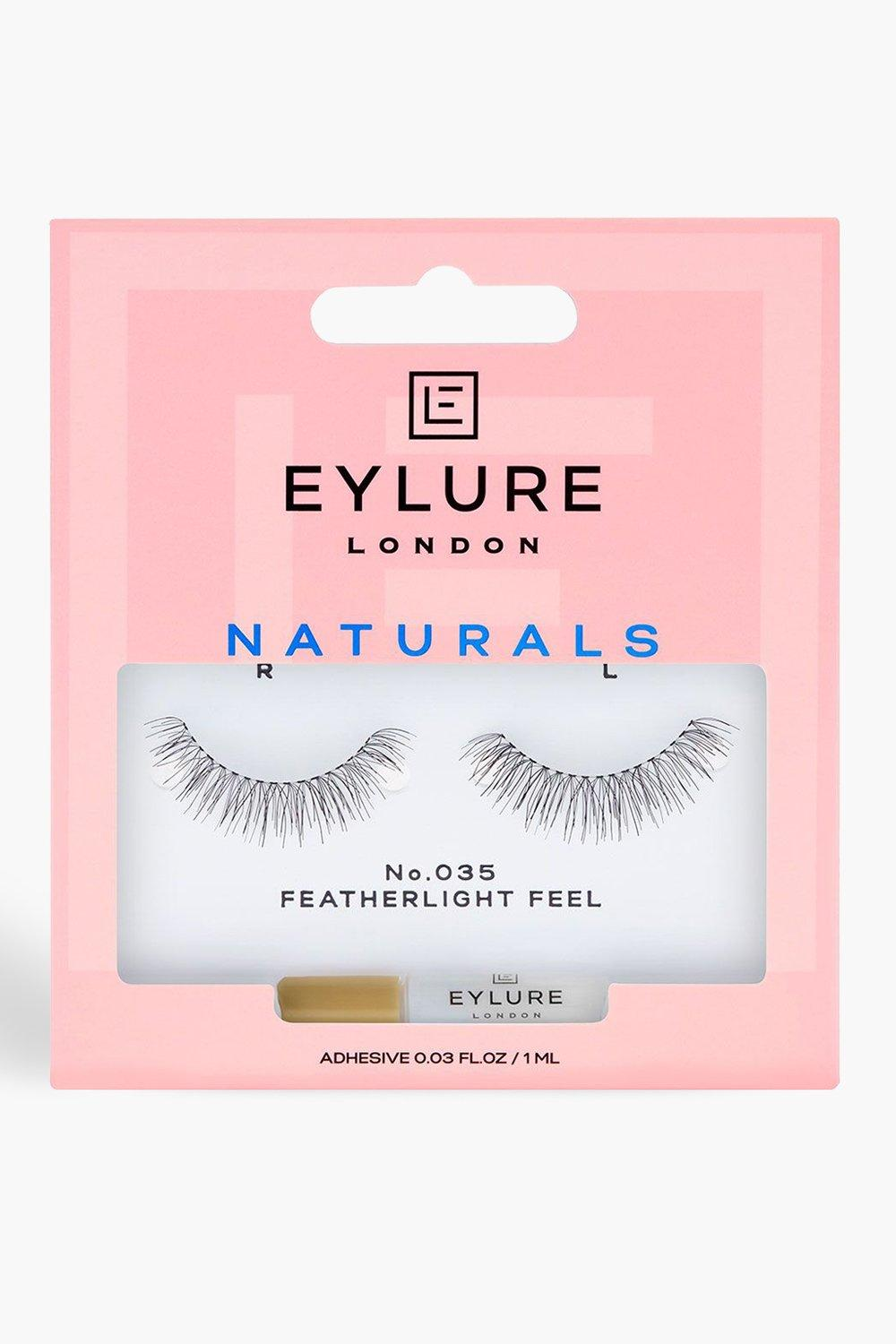 Eylure Womens Eylure Lengthening Lashes - 035 - Black - One Size, Black