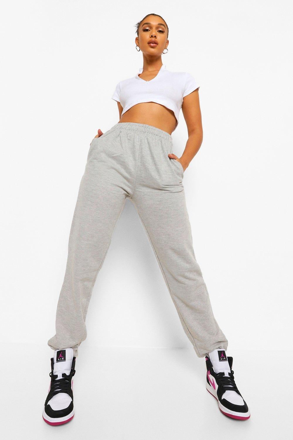 Back In Stock Basic Loopback Joggers