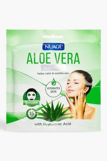 Green Nuage Aloe Vera & Hyaluronic Acid Face Mask