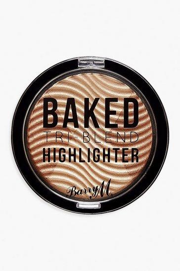Gold Barry M Bronze Baked Highlighter