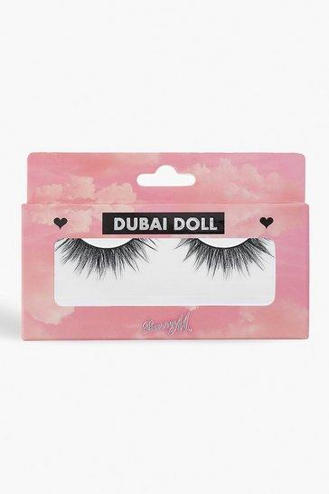 Black Barry M False Lashes Dubai Doll