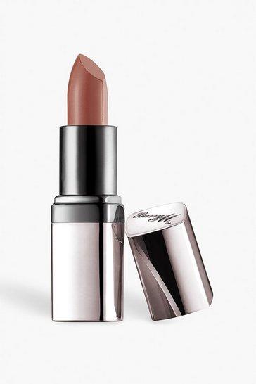 Mauve Barry M Satin Super Slick Lip Paint - Truffle Shuffle