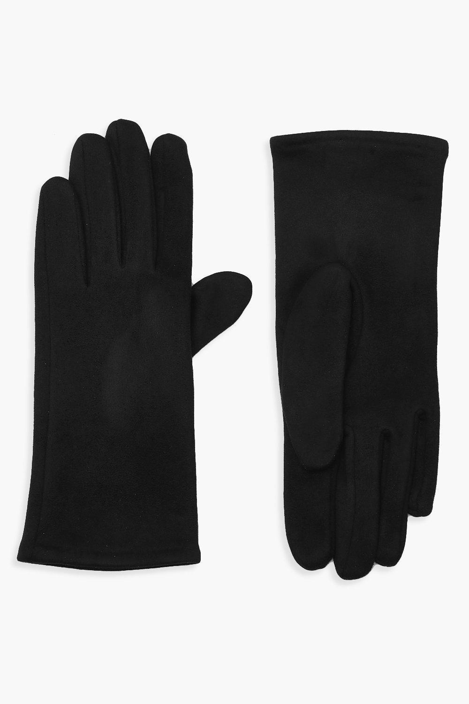 SALE Faux Suedette Thick Gloves
