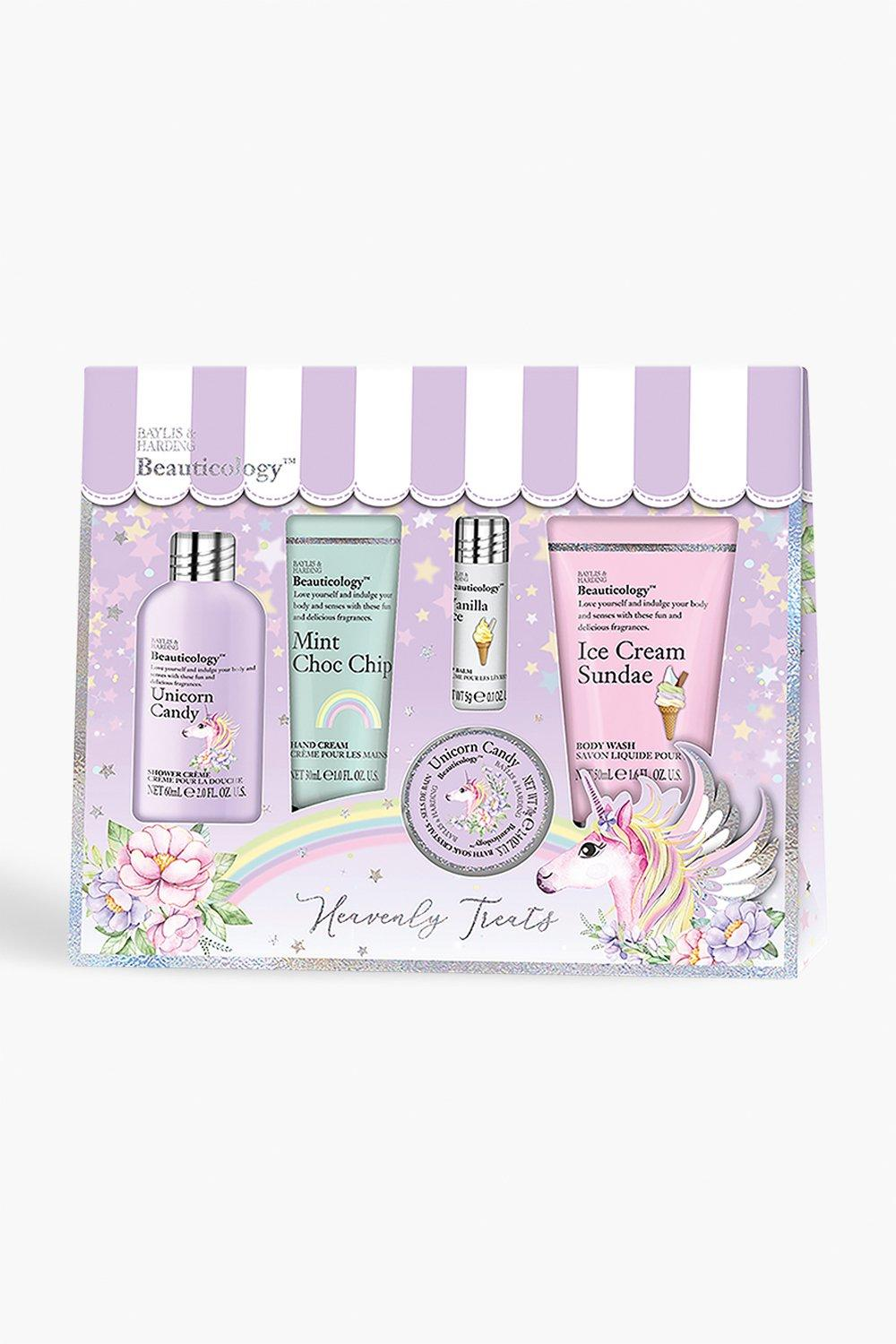Baylis & Harding Womens Baylis & Harding Beauticology Unicorn Set - Purple - One Size, Purple