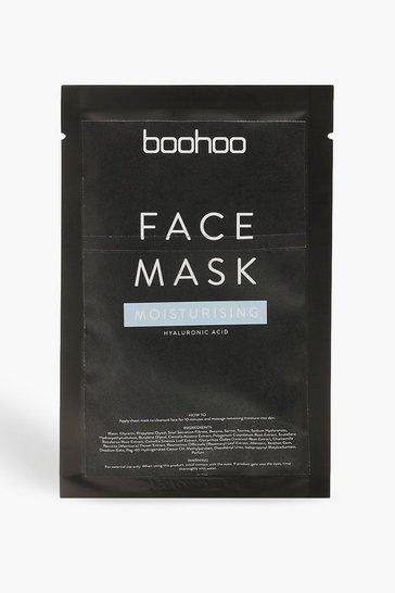 Blue Hyaluronic Acid Moisturising Face Sheet Mask