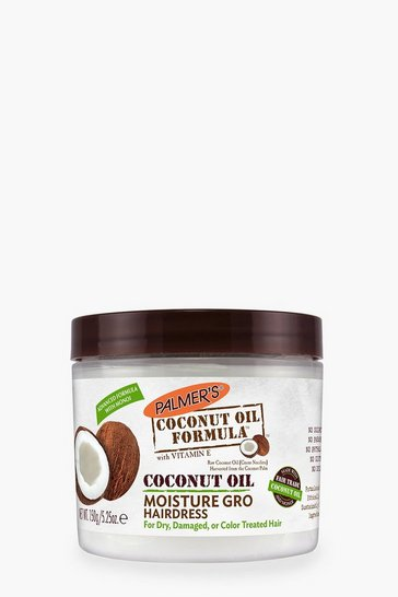 White Palmer's Coconut Oil Moisture Hairdress 150g