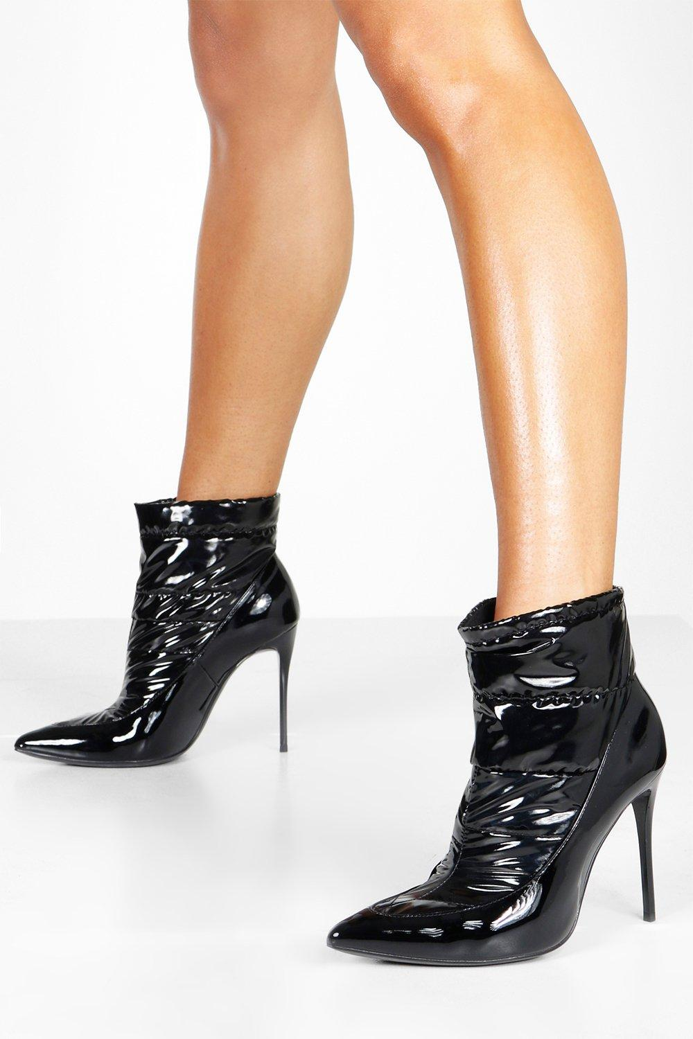 Don't Miss Out Stiletto Heeled Ski Boots