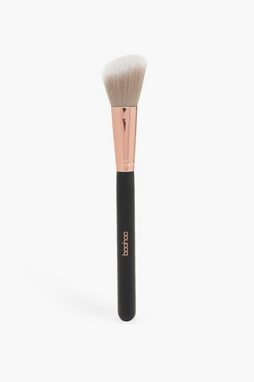 Black Boohoo Contour Brush