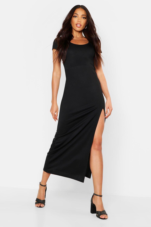 £5 Dresses Cap Sleeve Maxi Dress