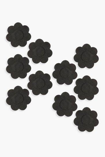 Underwhere? Disposable Nipple Daisies - Black