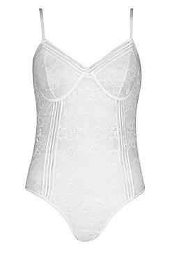 Premium Lace Bodysuit