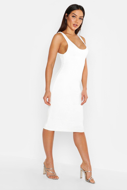 Купить Dresses, Очень обтягивающее миди-платье, boohoo