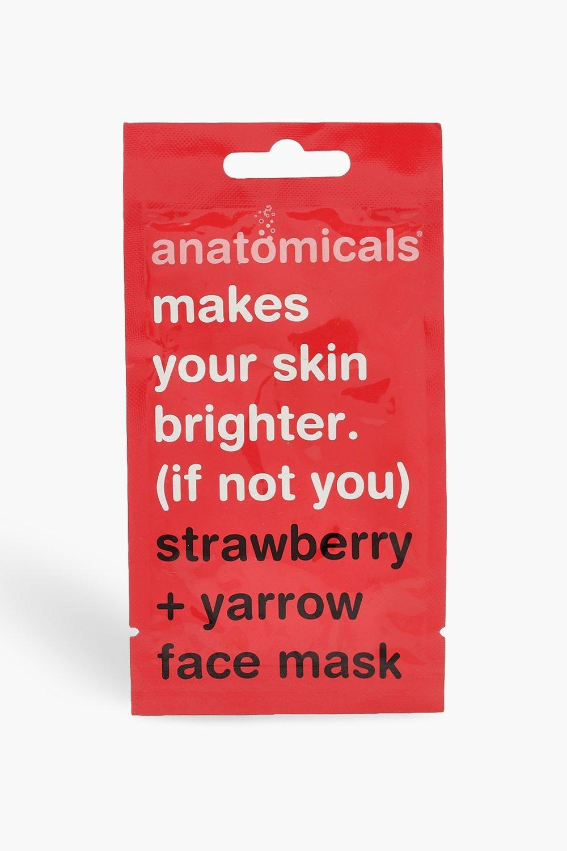 Купить Beauty, Клубничная маска для лица, boohoo