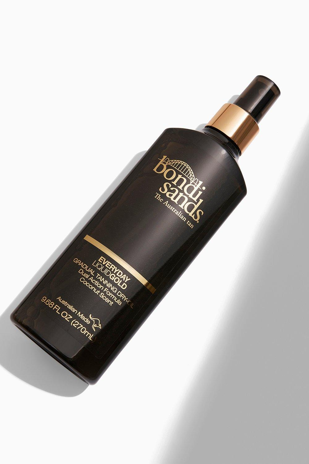 Bondi Sands Womens Bondi Sands Everyday Gradual Liquid Gold Tanning Oil - Brown - One Size, Brown
