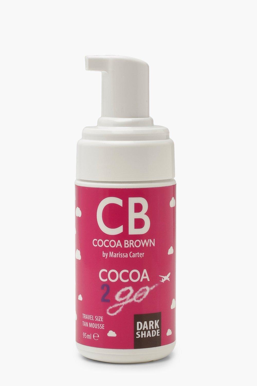 Купить Beauty, Cocoa Brown 2 Go Travel Size Dark, boohoo