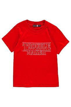 Girls Trouble Maker Tee