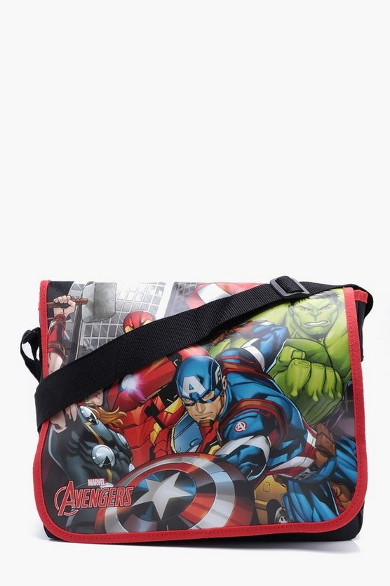 Boys Avengers Messanger Shoulder Bag