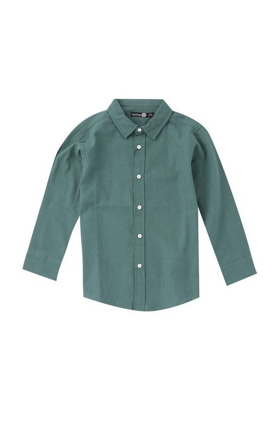 Boys Soft Touch Long Sleeve Shirt