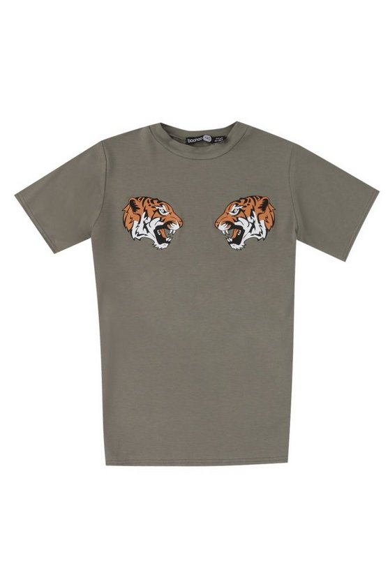 Boys Twin Tiger T-Shirt