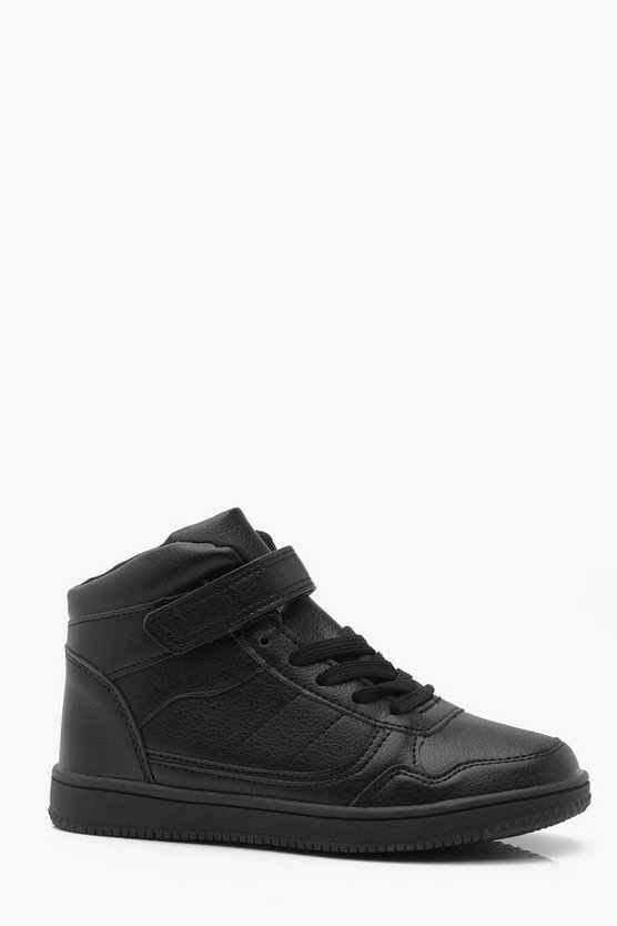 Boys Hi Top Trainer