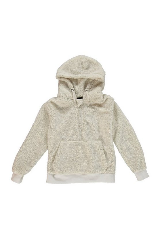 Boys Borg Hooded Sweat