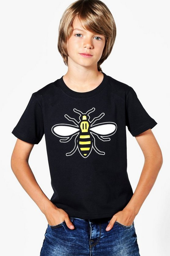 Charity Boys Bee T-Shirt