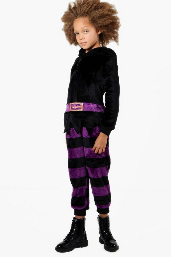 Girls Witch Halloween Onesie