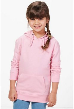 Girls Overhead Hoody