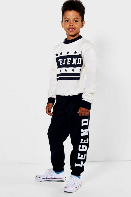 Boys Legend Jogger Set