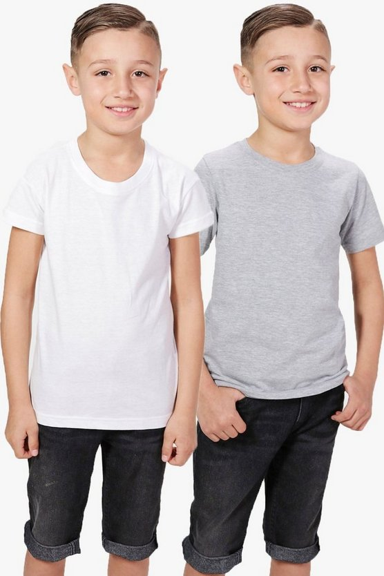 Boys 2 Pack T-Shirts