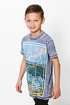Boys San Francisco Tee