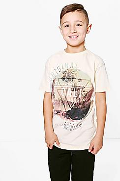 Boys Sol Star Original Tee