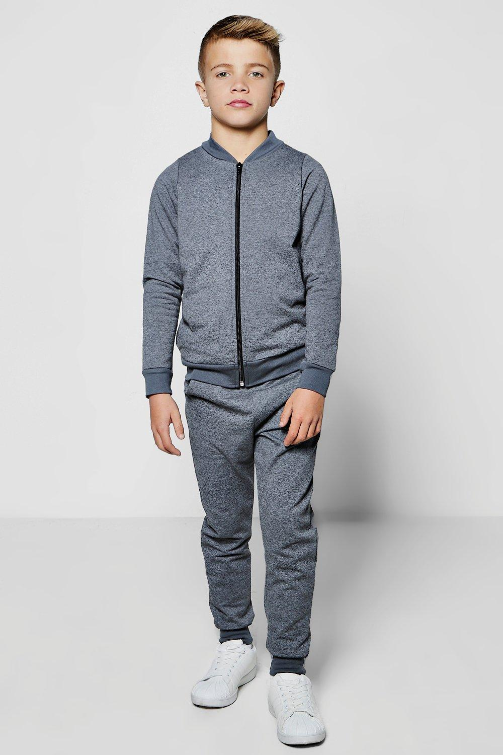 Boys Bomber & Jogger Set