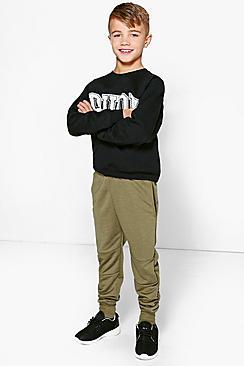 Pantaloni Jogging Skinny Bambino