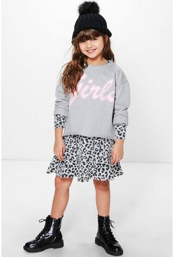 Girls Sweat Shirt
