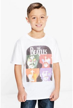 Boys Beatles Tee