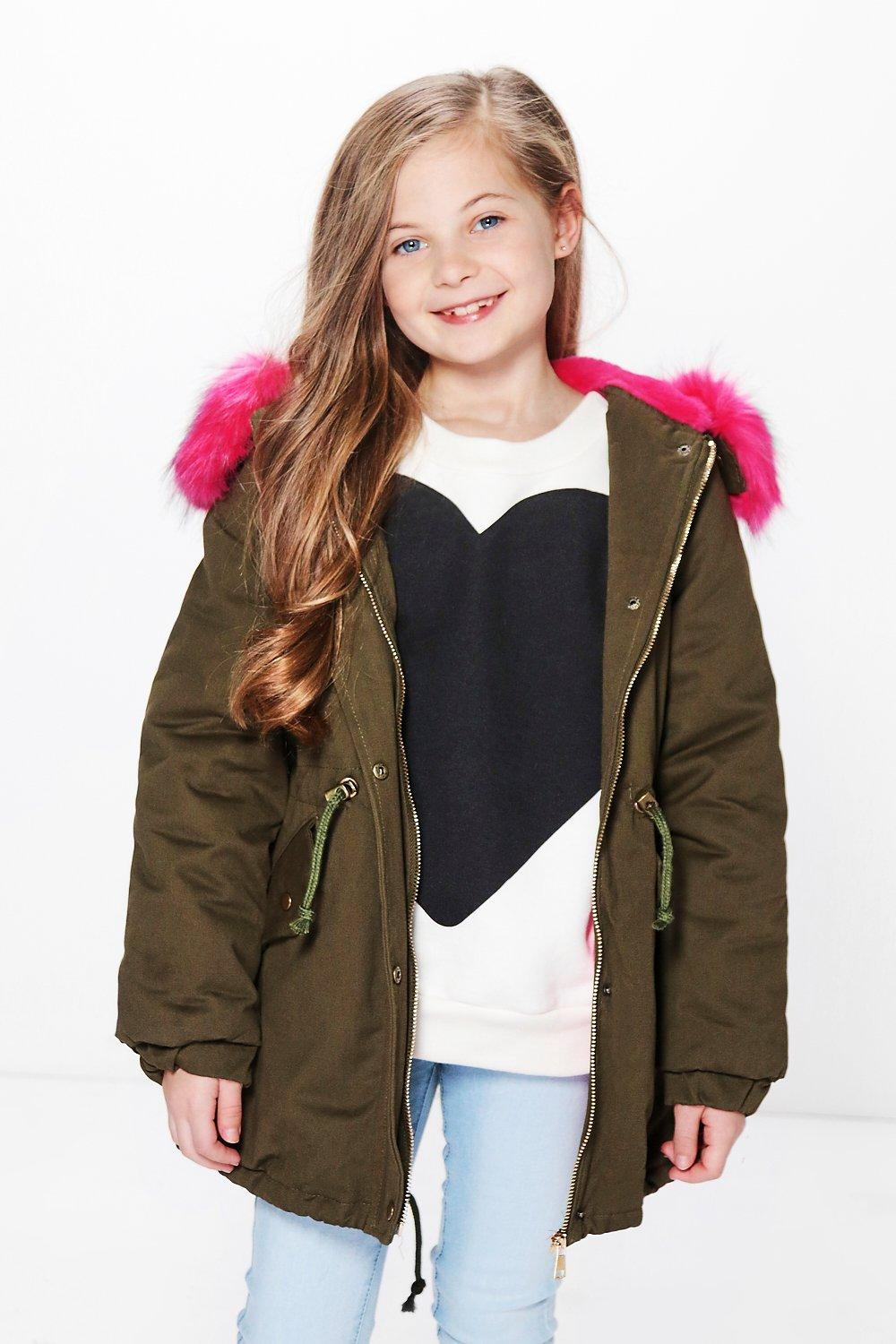 Girls Coats | Cheap Jackets & Winter Coats for Girls