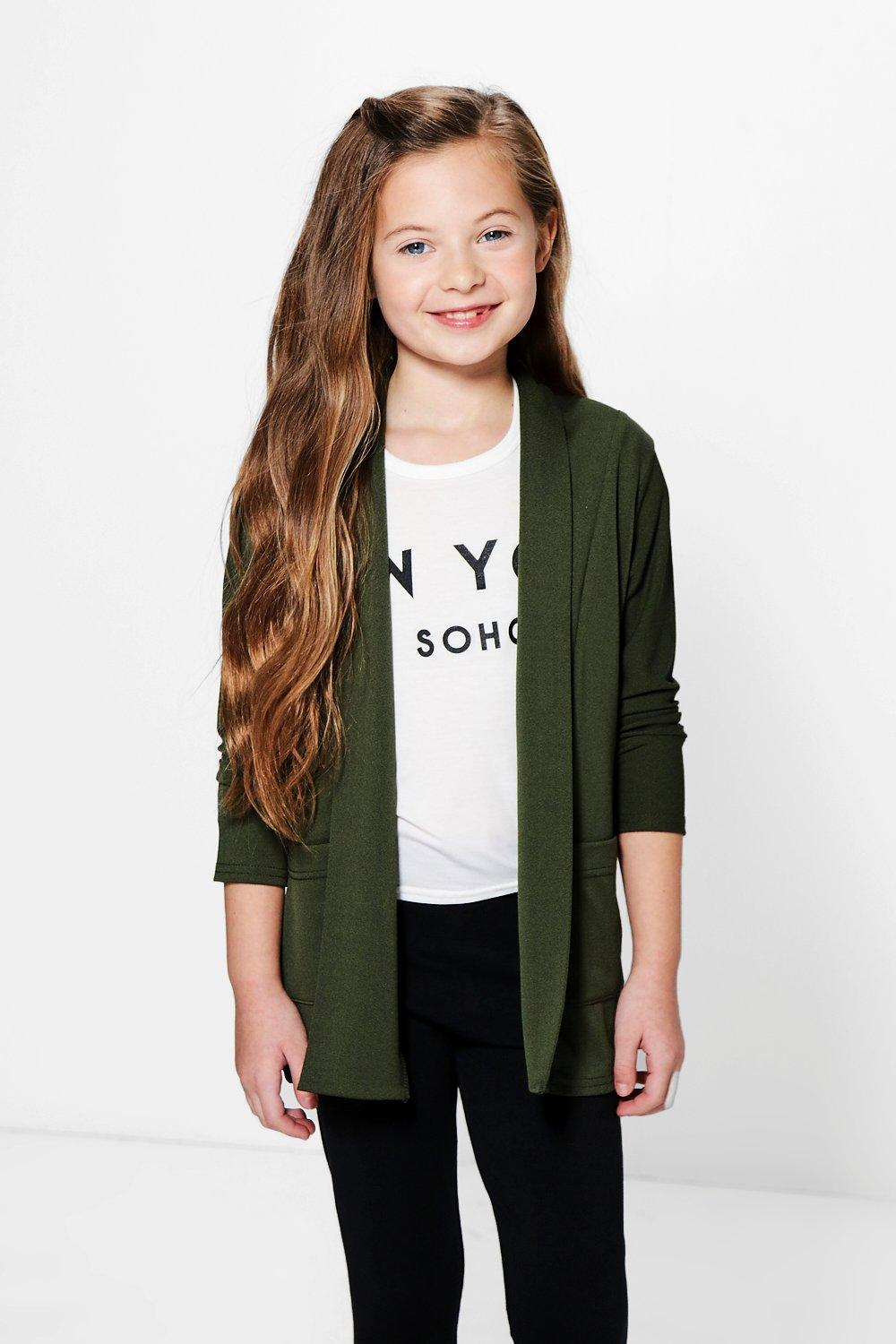 Girls Duster Coat