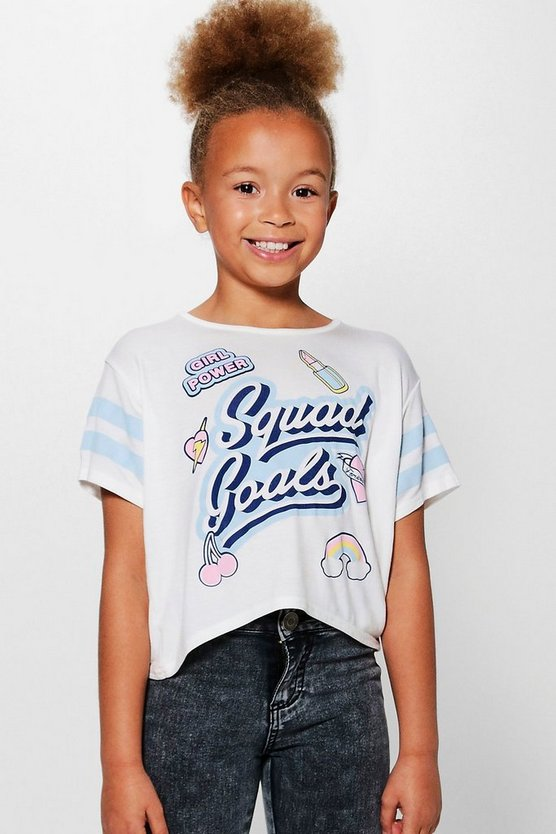 Girls Squad Goals Tee