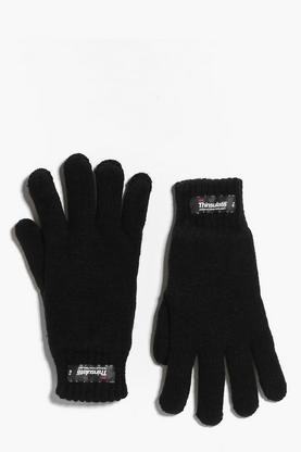 Boys Thinsulate Fleece Grip Glove