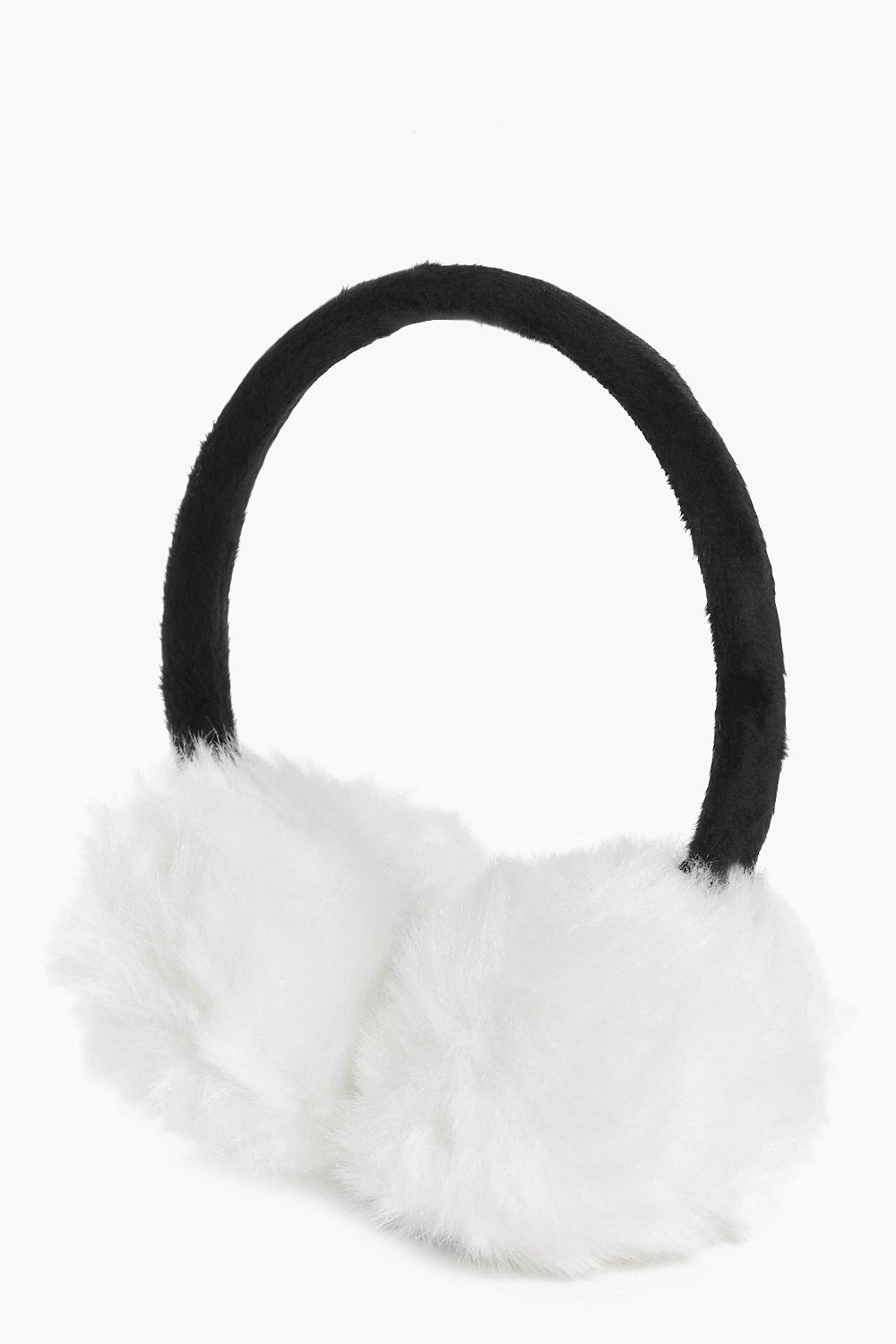 Girls Fluffy Ear Muff