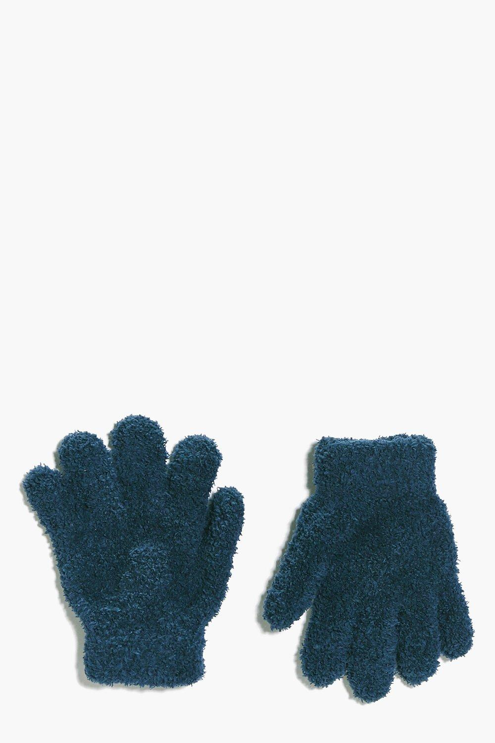 Thermal Snow Soft Magic Gloves - teal - Girls Ther