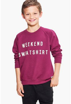 Boys Weekend Sweatshirt