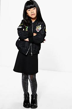 Girls Badged Bomber