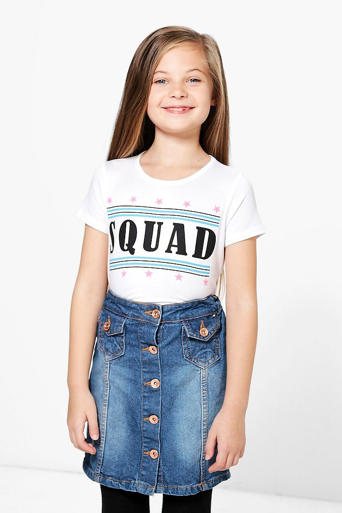 Girls Squad Tee