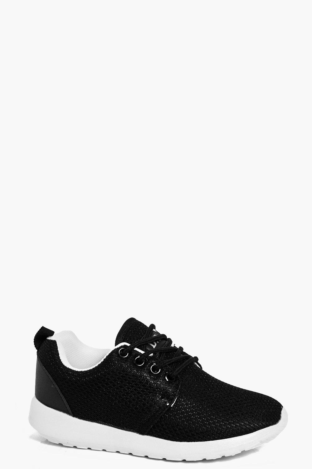 Boys Lace Up Trainers