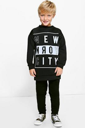 Boys NYC Sweat Top