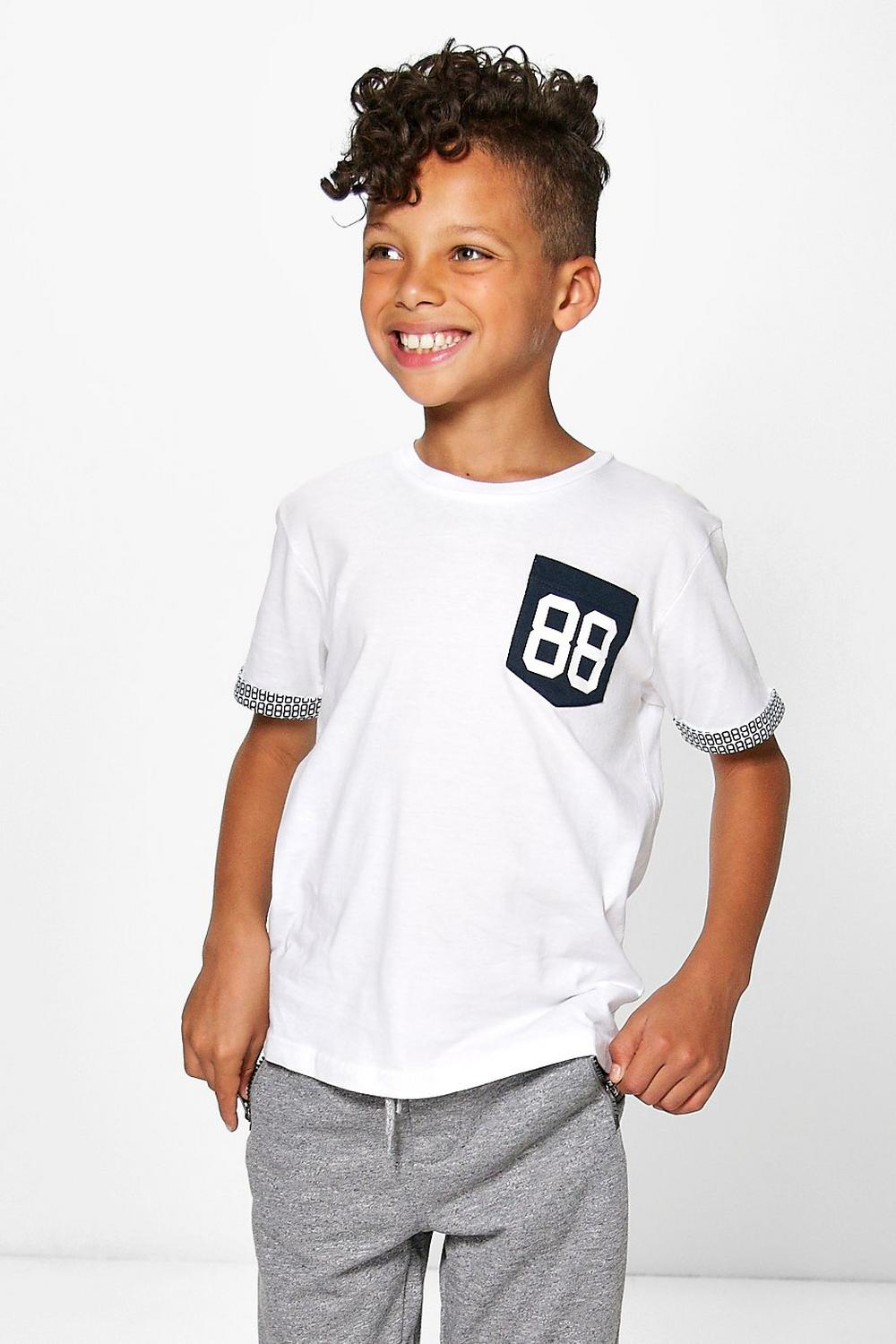 Boys 88 Casual Tee