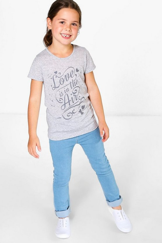 Girls Love Is In The Air Tee