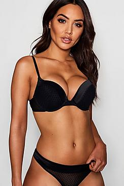 Polly Super Push-Up-BH - Boohoo.com